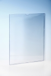 Wall Mount Enclosed Frames 8-1/2 x 11